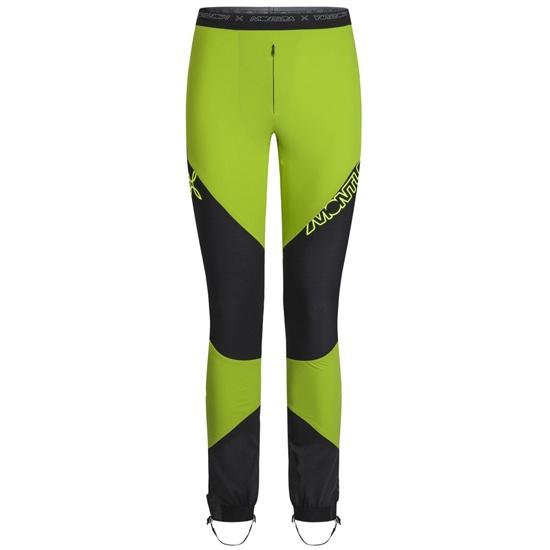 Montura Skisky Grade Pants - Verde ácido/Verde Foresta