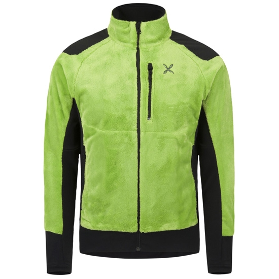 Montura Polar Pro 2 Jacket - Acid Green