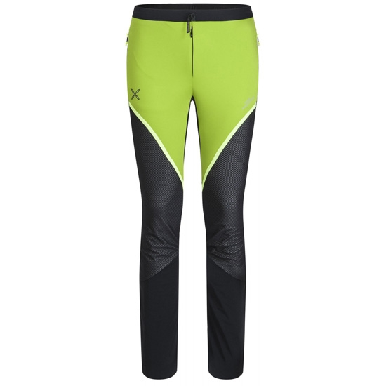 Montura Ski-Fighter Pants - Verde Acido/Giallo