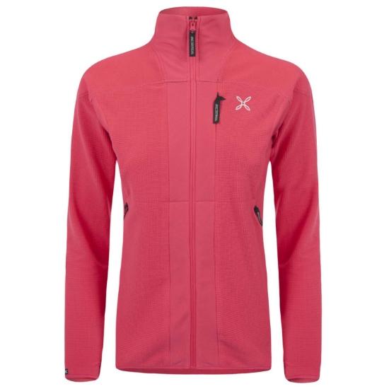 Montura Stretch Jacket W - Rosso