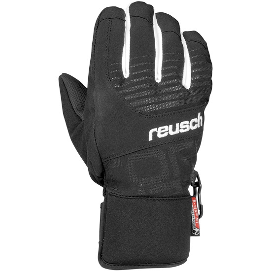 Reusch Torbenius R-TEX® XT Jr - Black/White