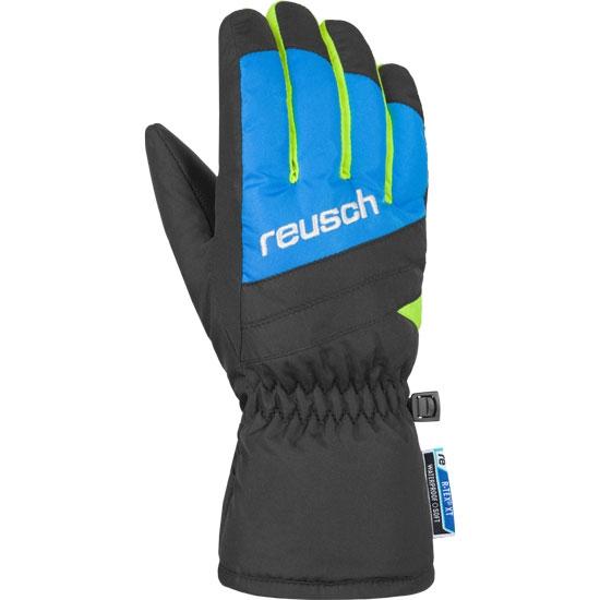 Reusch Bennet R-TEX® XT Jr - Black/Blue