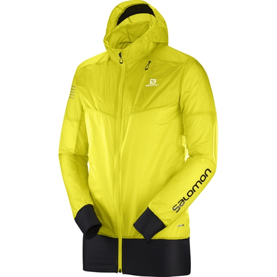 Salomon Fast Wing Hybrid - Aerobic - Jackets - Men s Mountain ... cf8b3649de