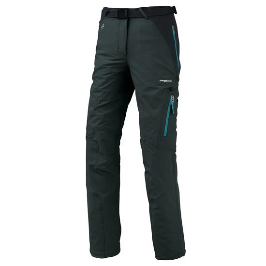 Trangoworld Mekong Pant W - Sombra Oscura/Negro