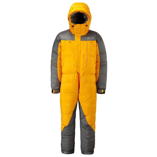 Rab Expedition 8000 Suit - Gold/Shark