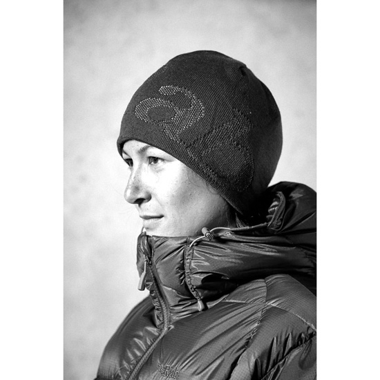 Rab Knockout Beanie - Photo of detail