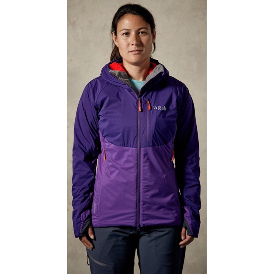 Rab Alpha Direct Jacket W - Photo of detail