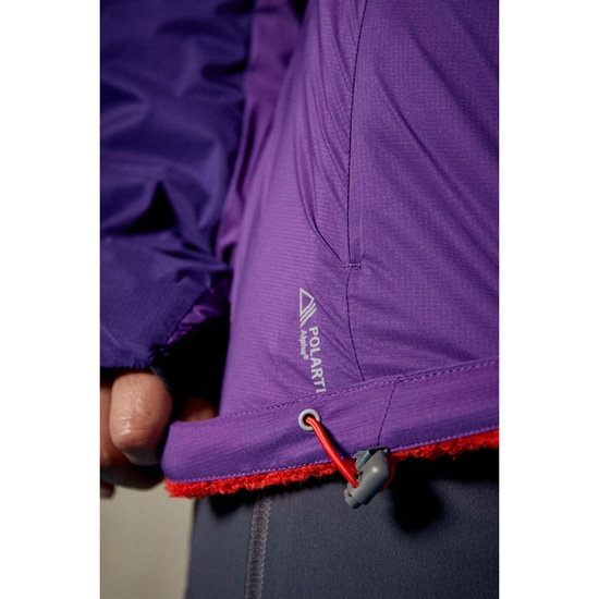 Rab Alpha Direct Jacket W - Detail Foto