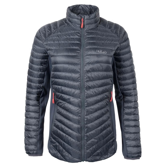 Rab Cirrus Flex Jacket W - Steel