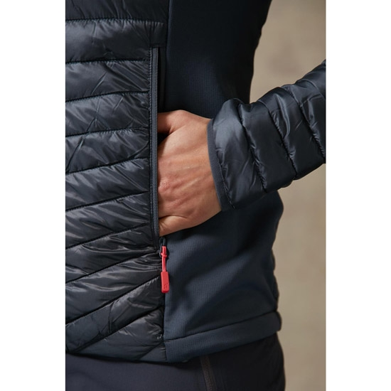 Rab Cirrus Flex Jacket W - Photo of detail