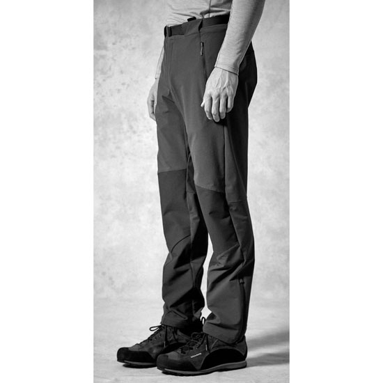 Rab Spire Pants - Photo of detail