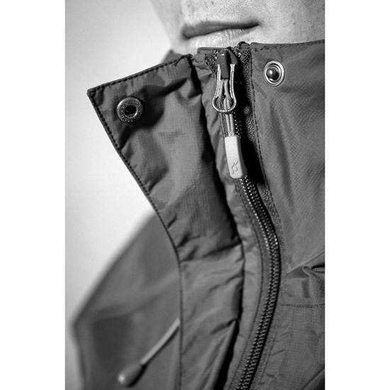Rab Downpour Jacket W - Photo of detail