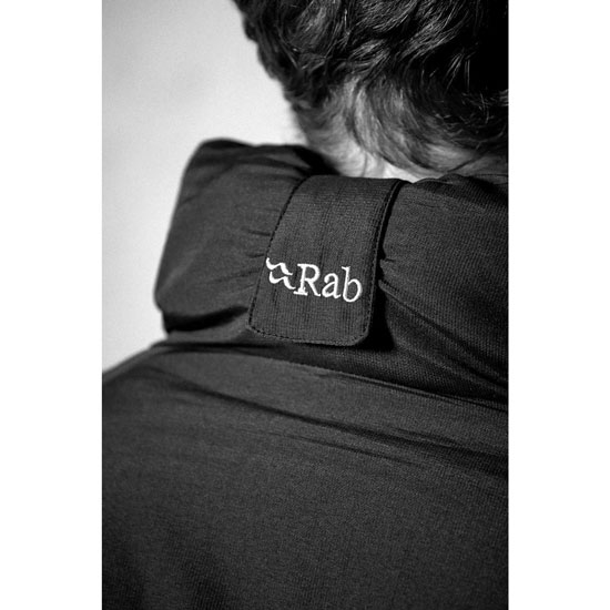 Rab Vapour-rise® Guide Jacket - Photo of detail