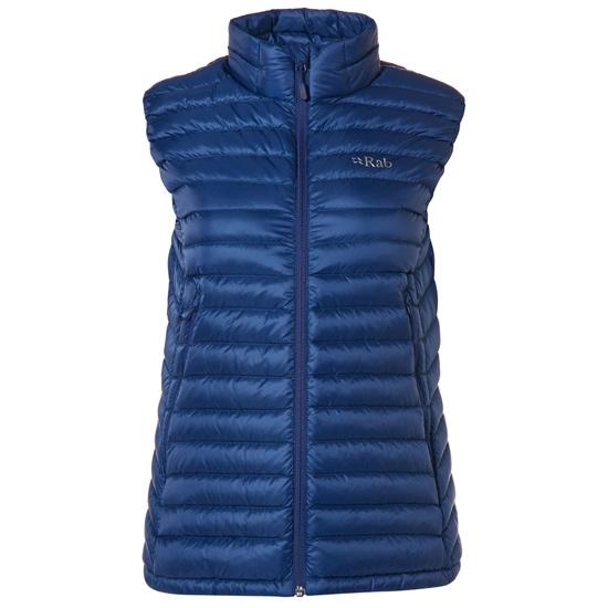 Rab Microlight Vest W - Blueprint/Celestial