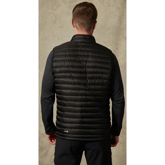 Rab Microlight Vest - Detail Foto