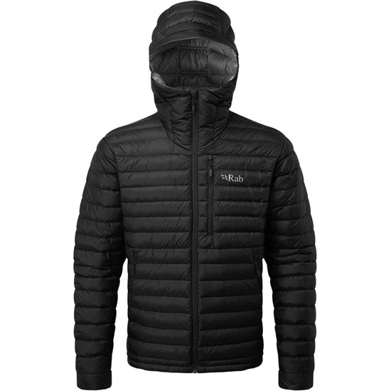Rab Microlight Alpine - Black/Shark
