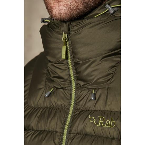 Rab Axion Jacket - Detail Foto