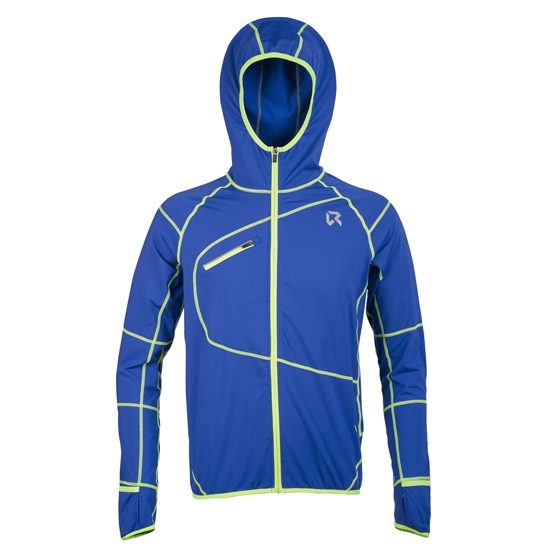 Rock Experience Air Full Zip Fleece - Surf The Web