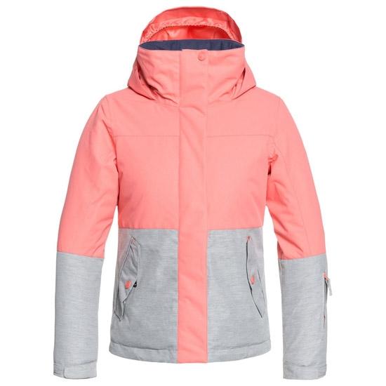 Roxy Jetty Block Jacket Girl - Shell Pink