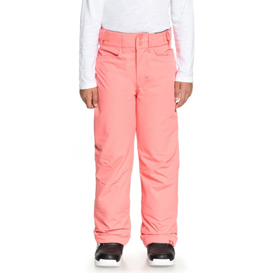 Roxy Backyard Pant Girl - Shell Pink