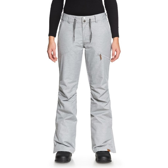 Roxy Nadia Pant W - Warm Heather Grey