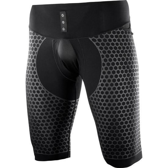 Salomon S Lab Exo Half Tight - Cuissards - Trail Running - Pantalons ... 4aec5173a80
