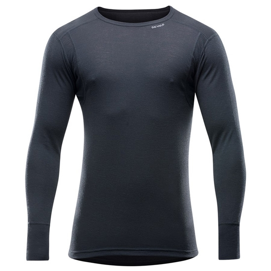 Devold Hiking M Shirt - Black
