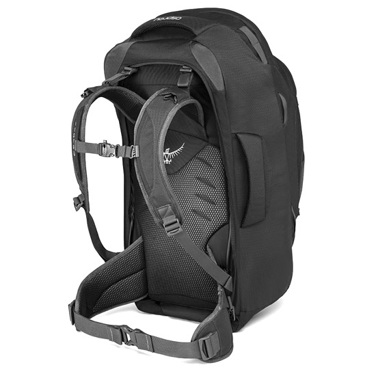 Osprey Fairview 55 W - Photo of detail