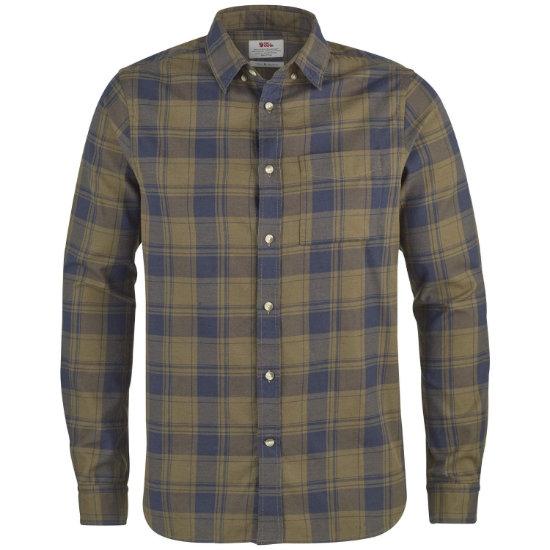 FJÄLLRÄVEN Övik Shirt Flannel Shirt Övik LS 255 81884255/ 8830df