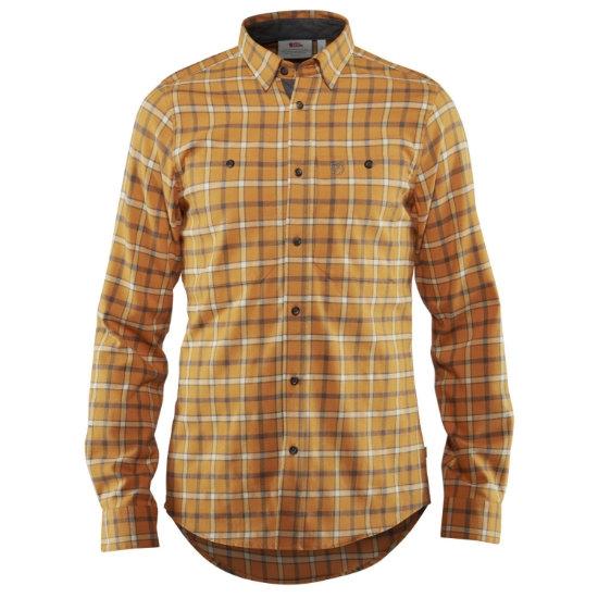 FJÄLLRÄVEN Fjallslim Shirt LS Acorn Acorn Acorn 82995166/ 881d62