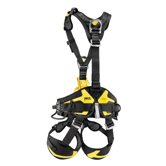 Petzl Astro Bod Fast - Photo of detail