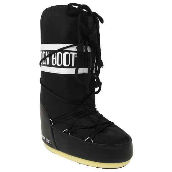 Moon Boot Moon Boot Nylon - Negro