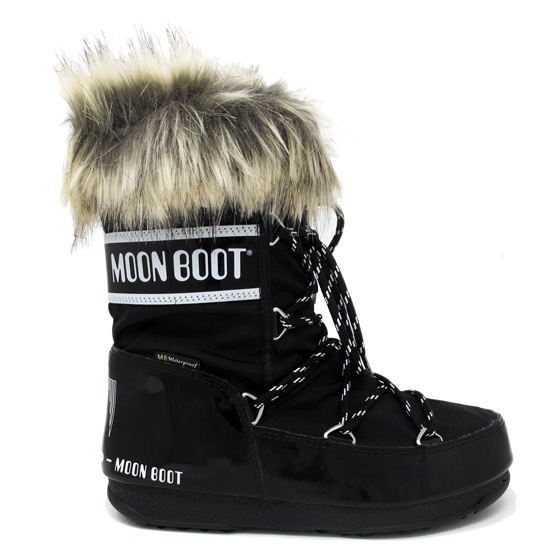 Moon Boot Moon Boot W.E. Monaco Low - Negro
