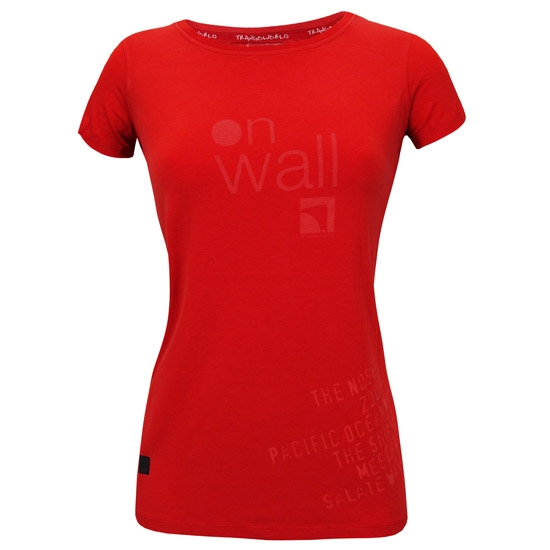 Trangoworld Orrat W - Rojo