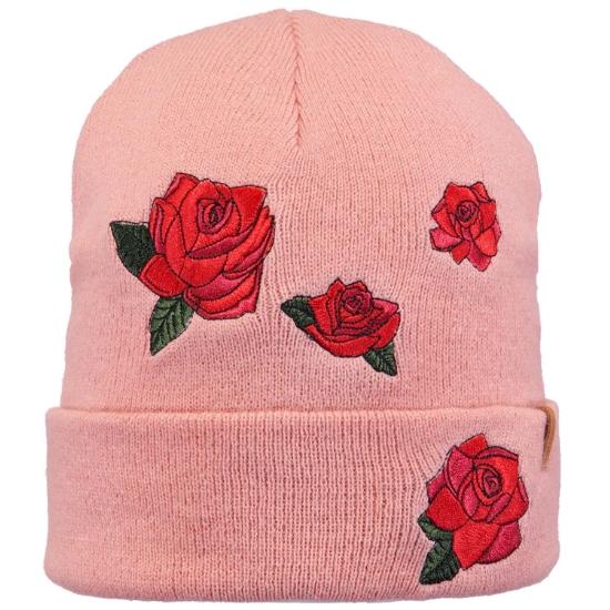 Barts Orelis Beanie W - Pink