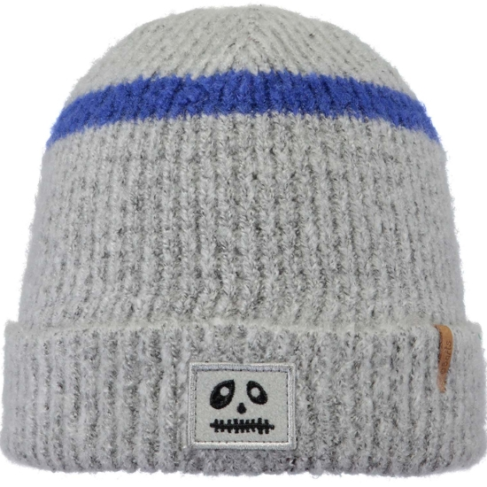Barts Elfie Beanie Kids - Heather grey