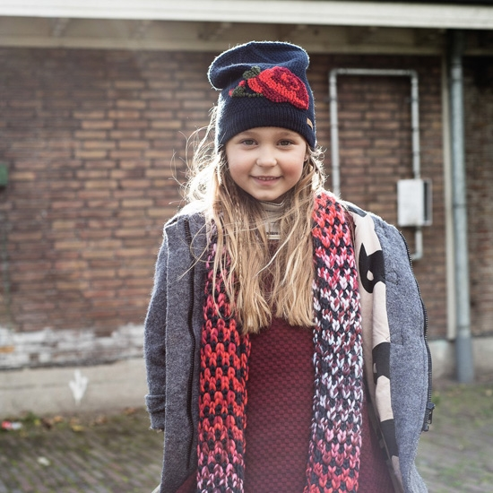 Barts Caia Beanie Girl - Photo of detail