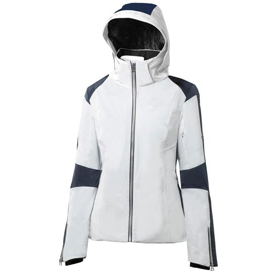 Phenix Dahlia Hybrid Down Jacket W - White