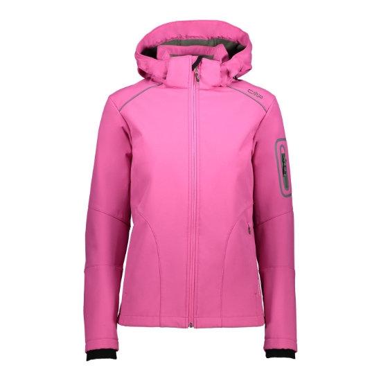 Campagnolo Zip Hood Jacket W - B20A
