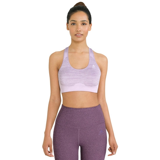 Odlo Seamless Medium Sports Bra W - Photo of detail