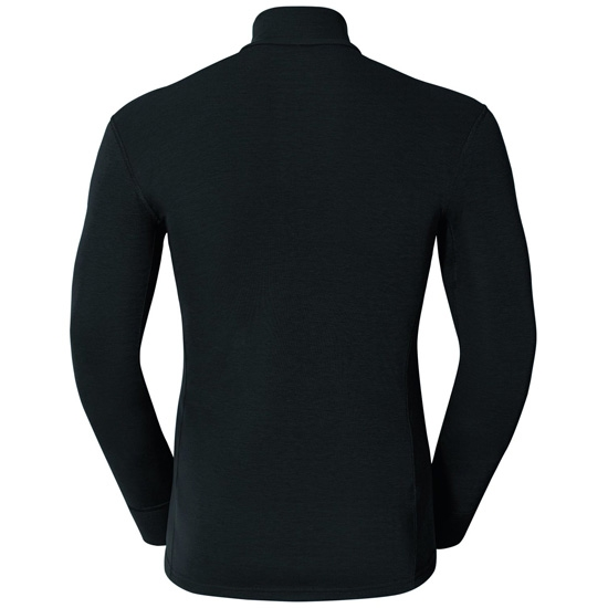 Odlo Warm Shirt LS Neck - Photo of detail