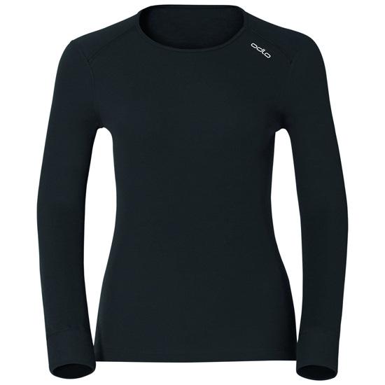 Odlo Warm Shirt W - Black