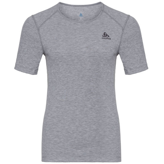 Odlo Warm Shirt SS W - Grey