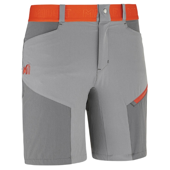 Millet Onega Stretch Short - Smoked Pearl/Tarmac
