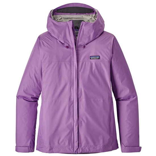Patagonia Torrentshell Jkt W - Light Acai