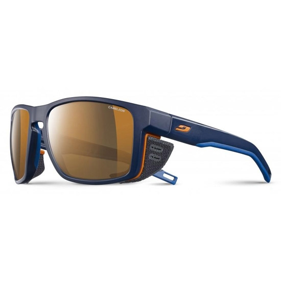 Julbo Shield Cameleon 2-4 - Azul/Azul/Orange