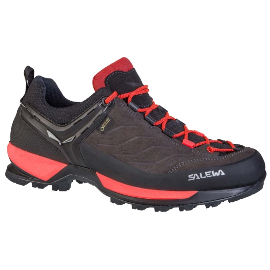 Salewa Mtn Trainer GTX W - Black Out/Rose Red