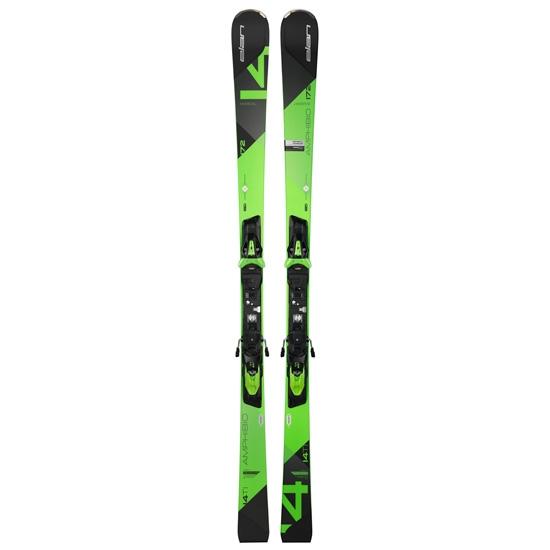 Elan Amphibio 14 TI Fusion + ELX 11.0 - Green/Black