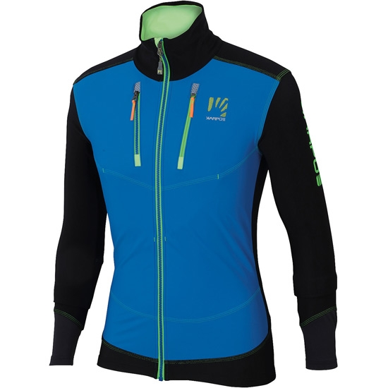 Karpos Alagna Jacket - Bluette/Black