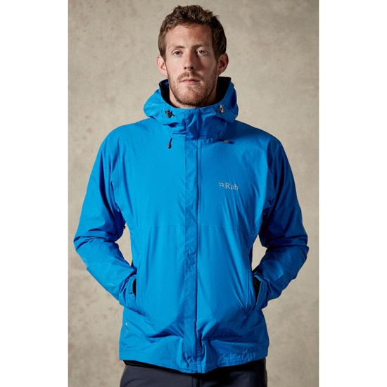 Rab Downpour Jacket - Photo of detail